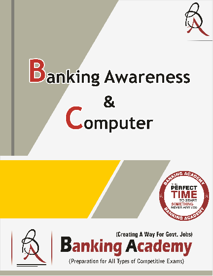 Banking Academy - Preparation for all types of Competitive Exams